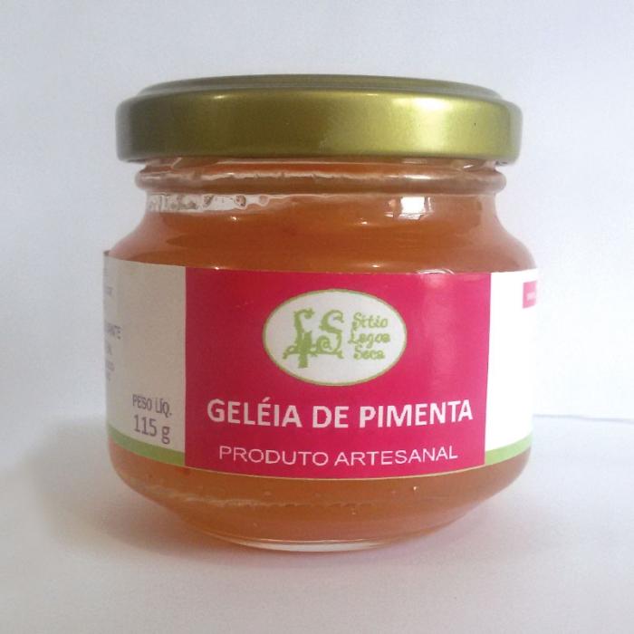 Geléia de Pimenta
